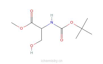 Boc-D-丝氨酸甲酯