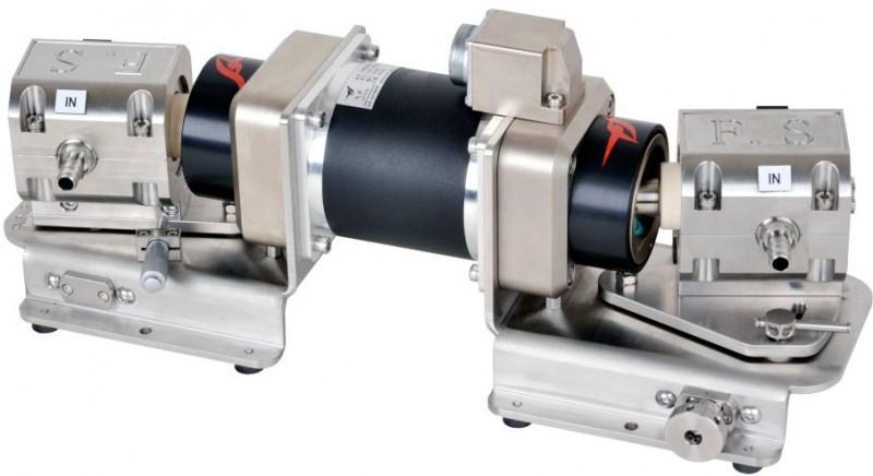 P型单双通道注液/灌装/点液系统