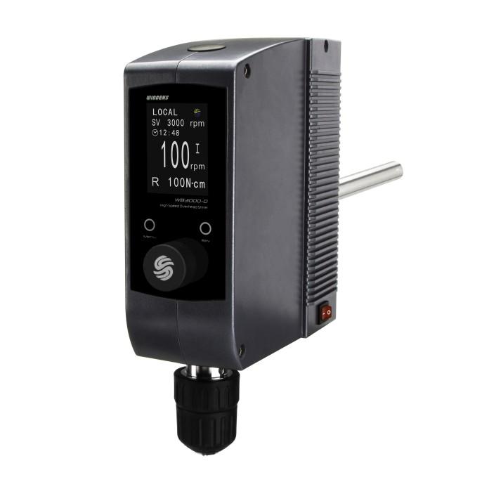 WIGGENS WB6000-D高速大扭矩顶置搅拌器