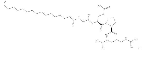 棕榈酰四肽-3