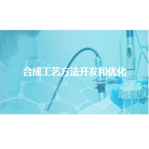 合成工艺方法开发和优化