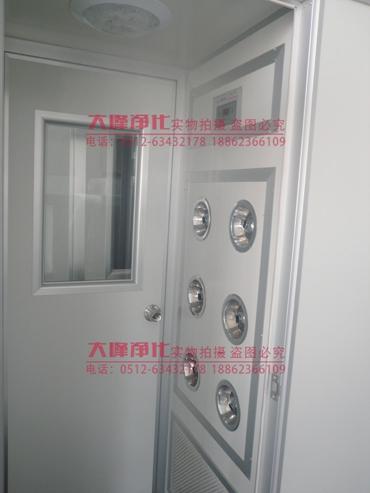 【品质保证】大峰净化专业生产洁净风淋室 单侧/双侧可选 自动感应门装置 使用寿命长DFS-G2