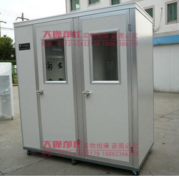 【品质保证】智能语音风淋室 厂家直销 款式多样 可定制 价格便宜 终生保修DFS--G2