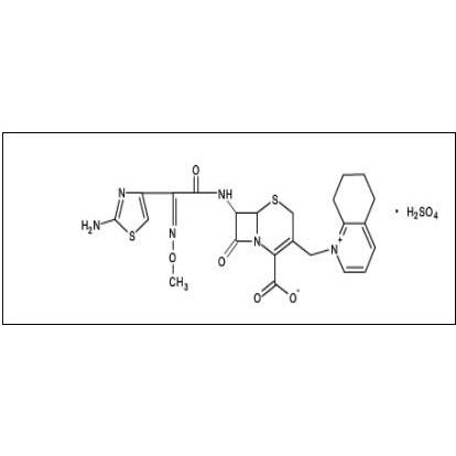 硫酸头孢喹肟