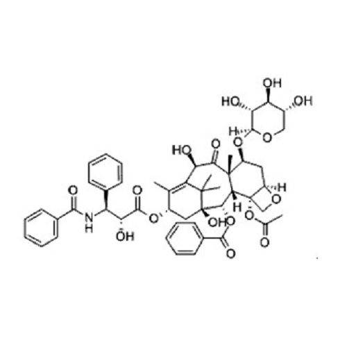 7-木糖苷-10-脱乙酰基