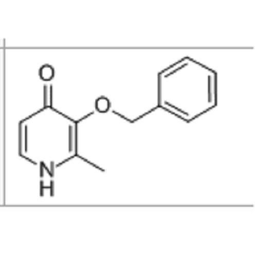 5-Bromo-2-methyl-3-(phenylmethoxy)-4-pyridinol