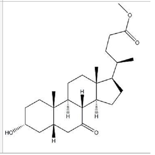 3Α-羟基-7-氧代-胆烷酸-24-甲酯