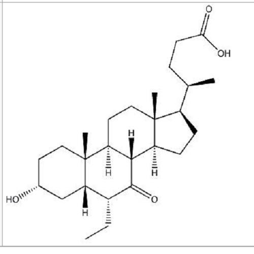 (3α,5β,6α)-6-乙基-3-羟基-7-氧-24-胆烷酸