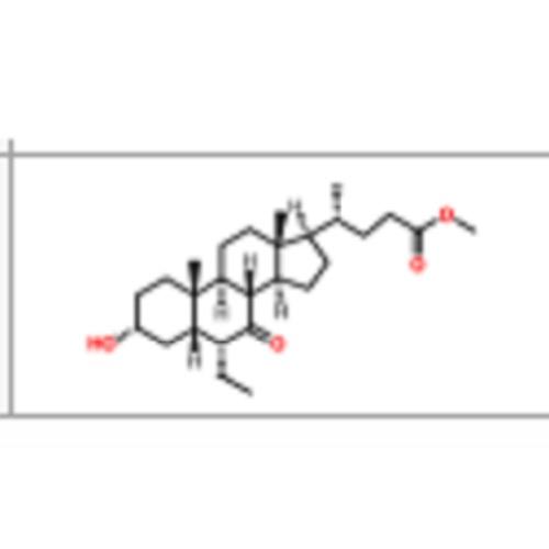 (3α,5β,6α)-6-乙基-3-羟基-7-氧-胆烷酸-24-甲酯
