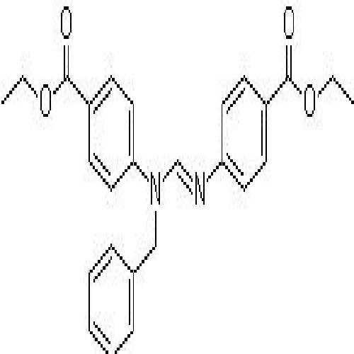 N,N'-双(4-乙氧基羰基苯基)-N'-苄基甲脒