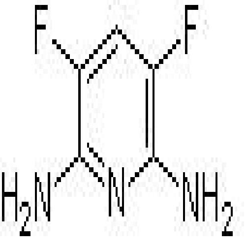 2,6-二氨基-3,5-二氟嘧啶