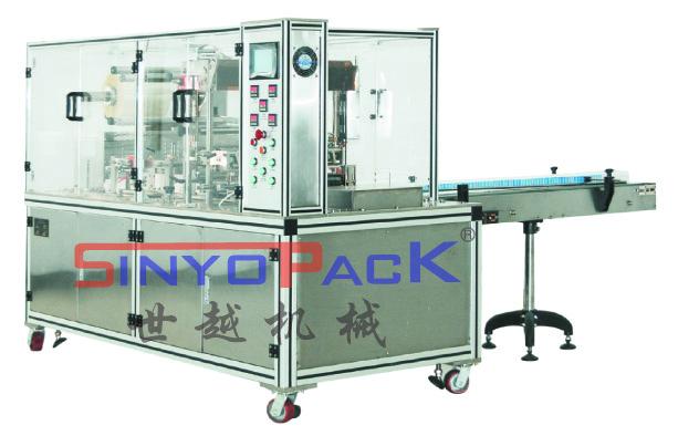 透明膜三维包装机