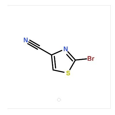 2-溴-4-氰基噻唑