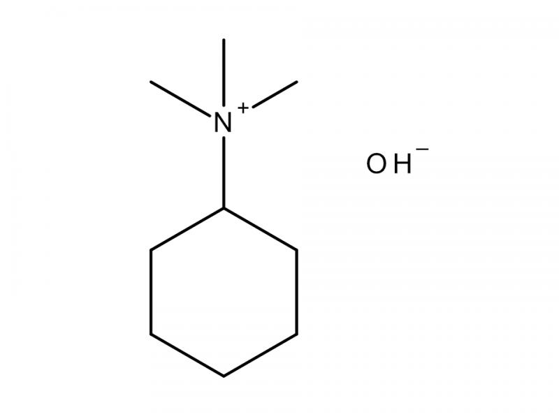 环己基三甲基氢氧化铵