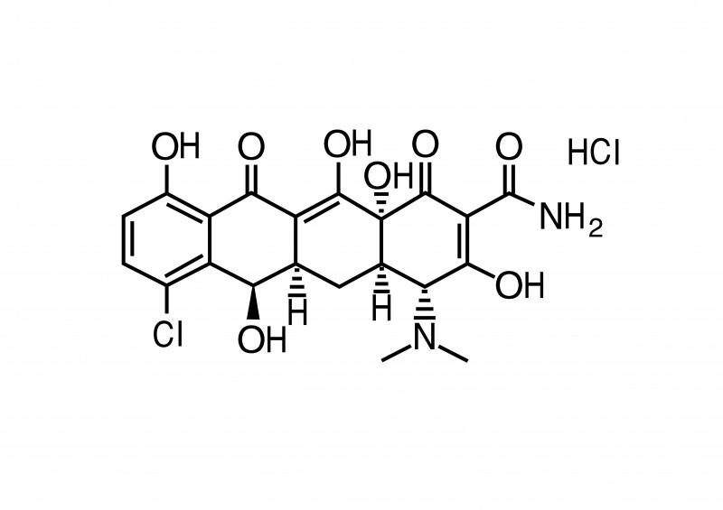 盐酸去甲基金霉素