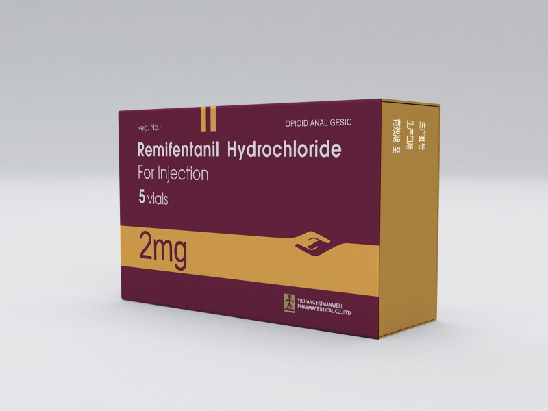 Remifentanil Hydrochloride for Injection