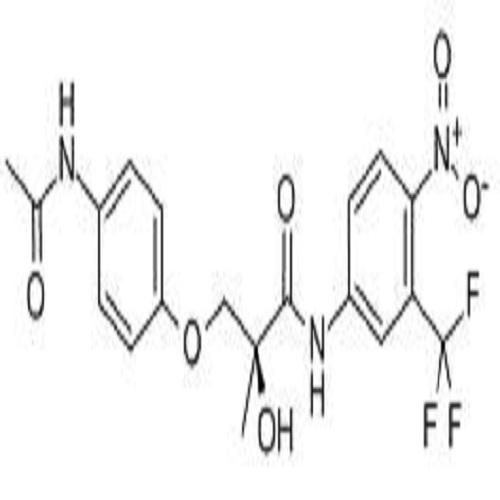S-3-(4-乙酰氨基苯氧基)-2-羟基-2-甲基-N-(4-硝基-3-三氟甲基苯基)丙酰胺
