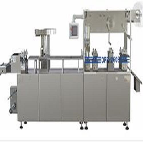 DPP-260/360S  平板式铝塑/铝铝包装机