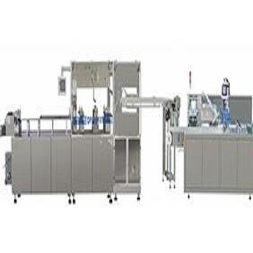 DPP-260/360S、ZH120  全自動針劑包裝聯動生產線