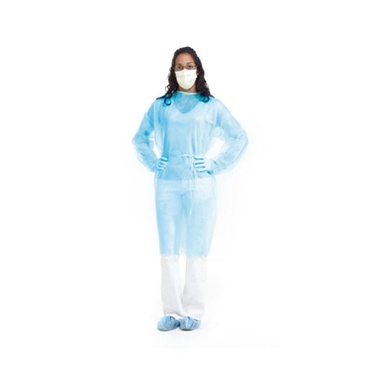 隔离服-防水(防水罩袍)