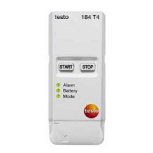 testo 184 T4 - USB型温度记录仪(超低温版)
