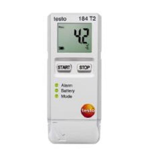 testo 184 T2 - 用于运输监控的温度数据记录仪