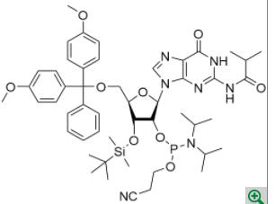3'-TBDMS-ibu-rG Phosphoramidite