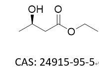 R-3-羟基丁酸乙酯 ethyl (3R)-3-hydroxybutanoate