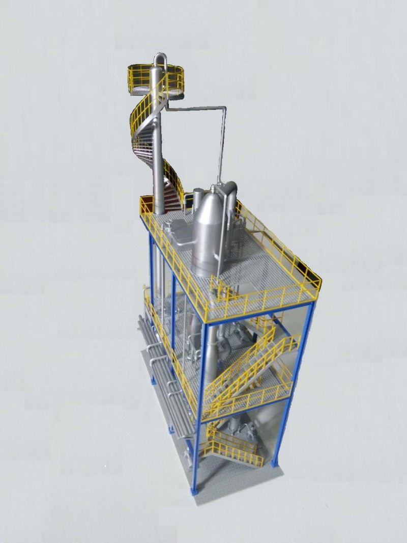 汽提-MVR组合工艺