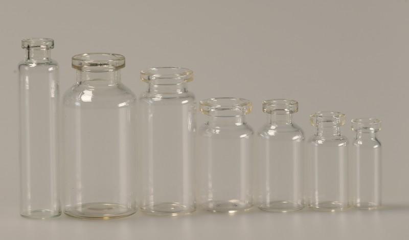 低硼硅管制注射劑瓶