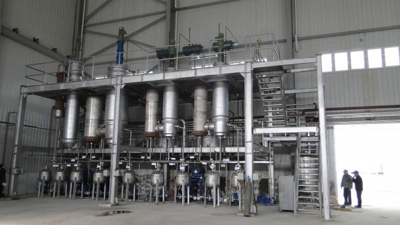 分子蒸馏设备 不锈钢分子蒸馏 短程分子蒸馏器