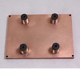 集成式微通道液冷板