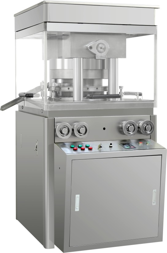 ZPW23三层片压片机