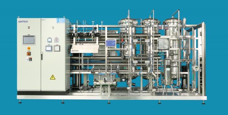 GenAqua PWG 纯化水设备系统