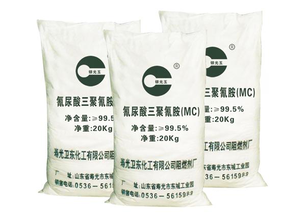 氰尿酸三聚氰胺(MC)