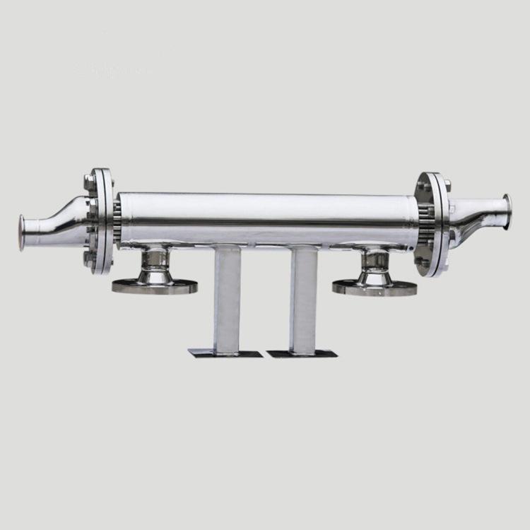廠家直銷藥用雙管板換熱器 純化水換熱器 衛生級雙管板換熱器