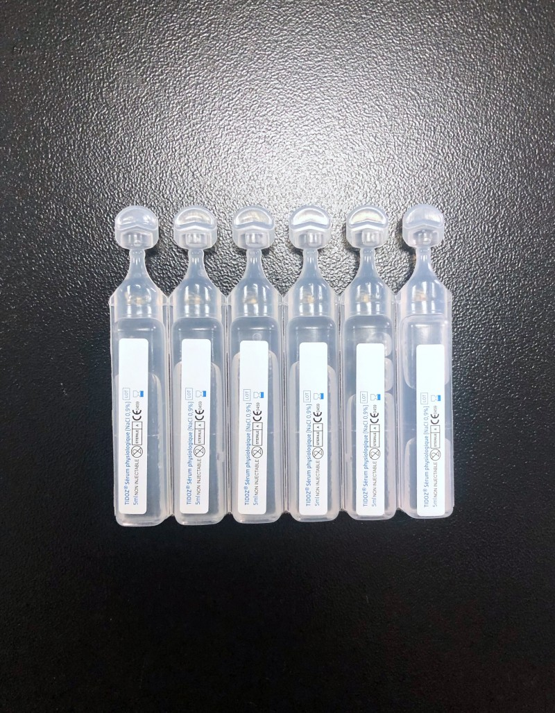 3%高渗盐水(防治鼻腔充血)