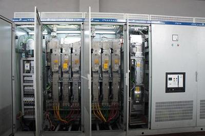 工业自动化控制系统产业