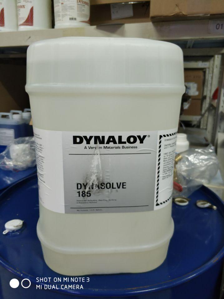dynasolve 185 胺固化的环氧树脂的去除