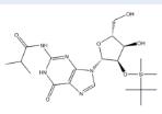 2'-O-(叔丁基二甲基硅烷基)-N-异丁酰基鸟苷