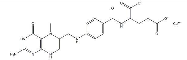 5-甲基四氢叶酸钙