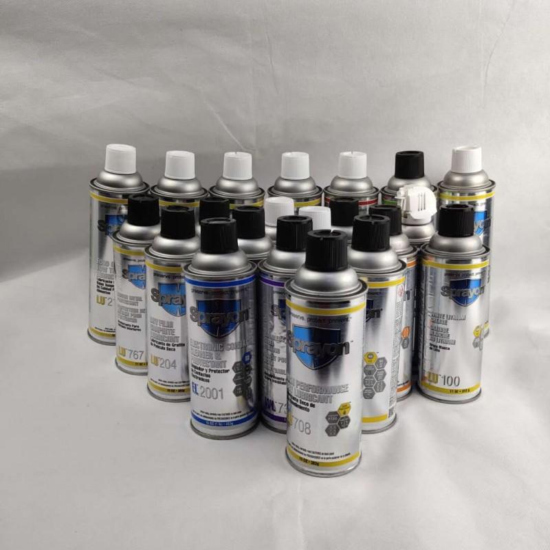 Sprayon Lu 916多用途硅质润滑剂