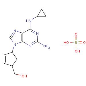 硫酸阿巴卡韦