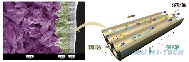 无机陶瓷膜元件 Ceramic Membrane