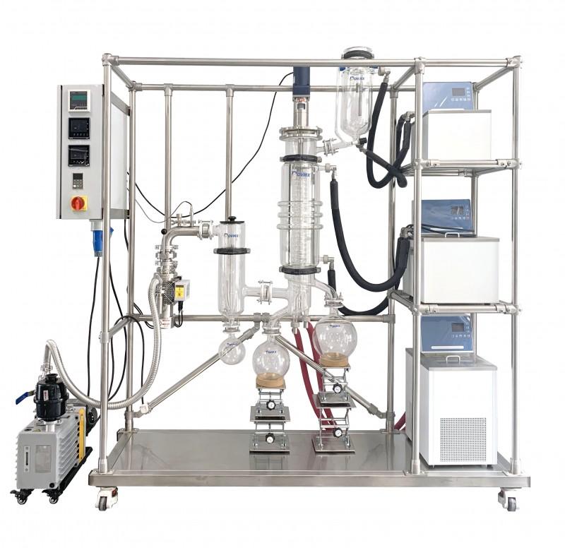 FMD-150A(定制)刮膜式分子蒸馏