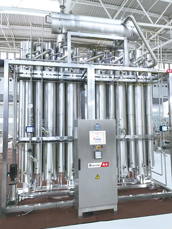 B型蒸馏水机