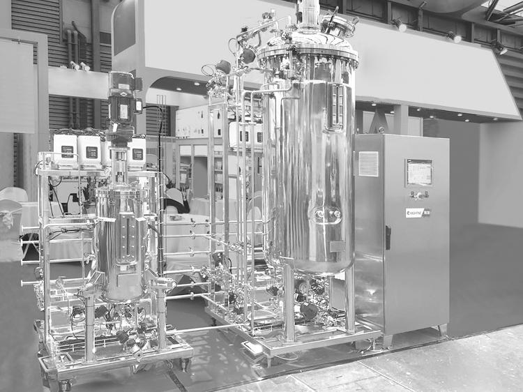 发酵罐系统