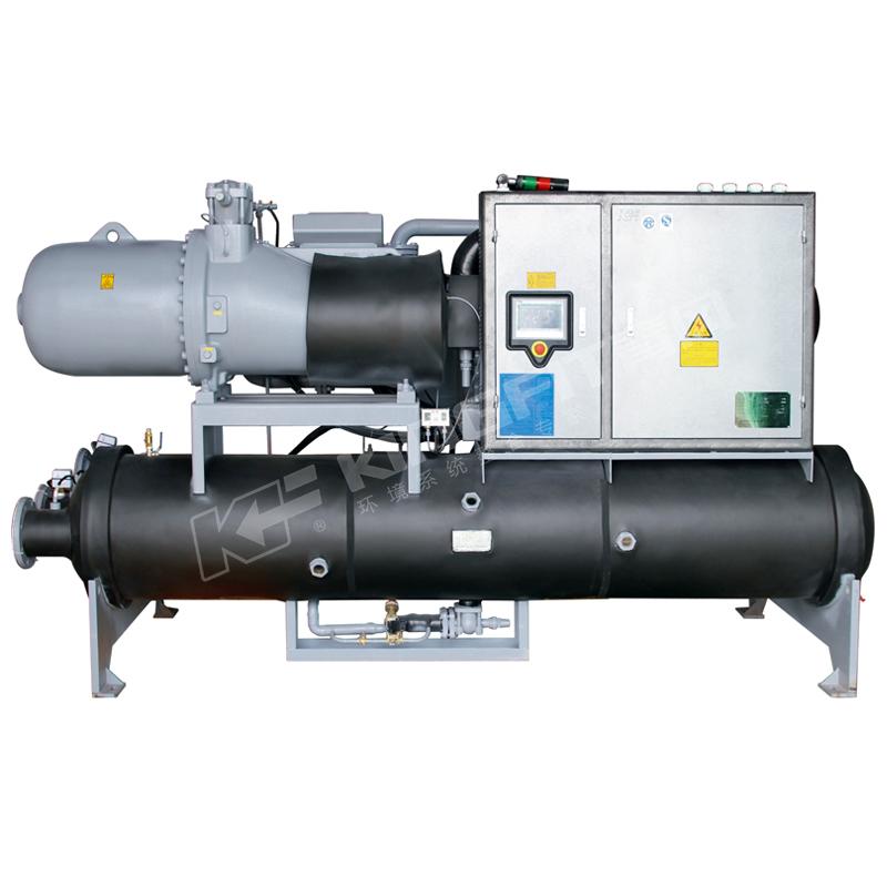 环保节能降膜式螺杆冷水机