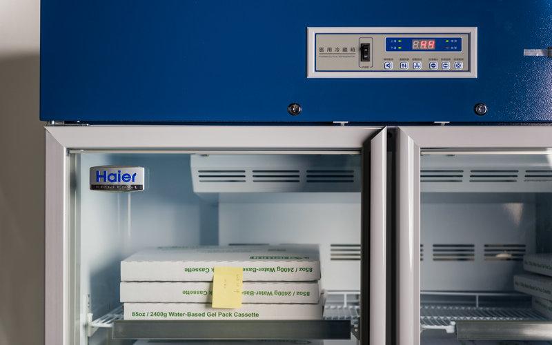 蓄冷剂预处理服务