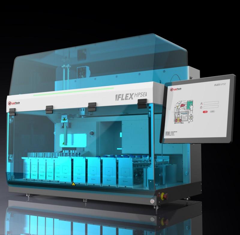 Flex-HPSE全自动高效快速溶剂萃取仪